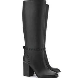 TORY BURCH Contraine 90mm boot size 7 NEW